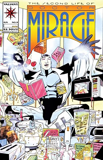 The Second Life of Doctor Mirage (1993-1995) #8