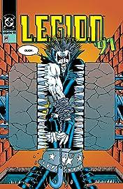 L.E.G.I.O.N. (1989-1994) #34