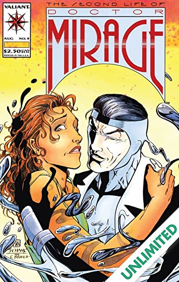 The Second Life of Doctor Mirage (1993-1995) #9