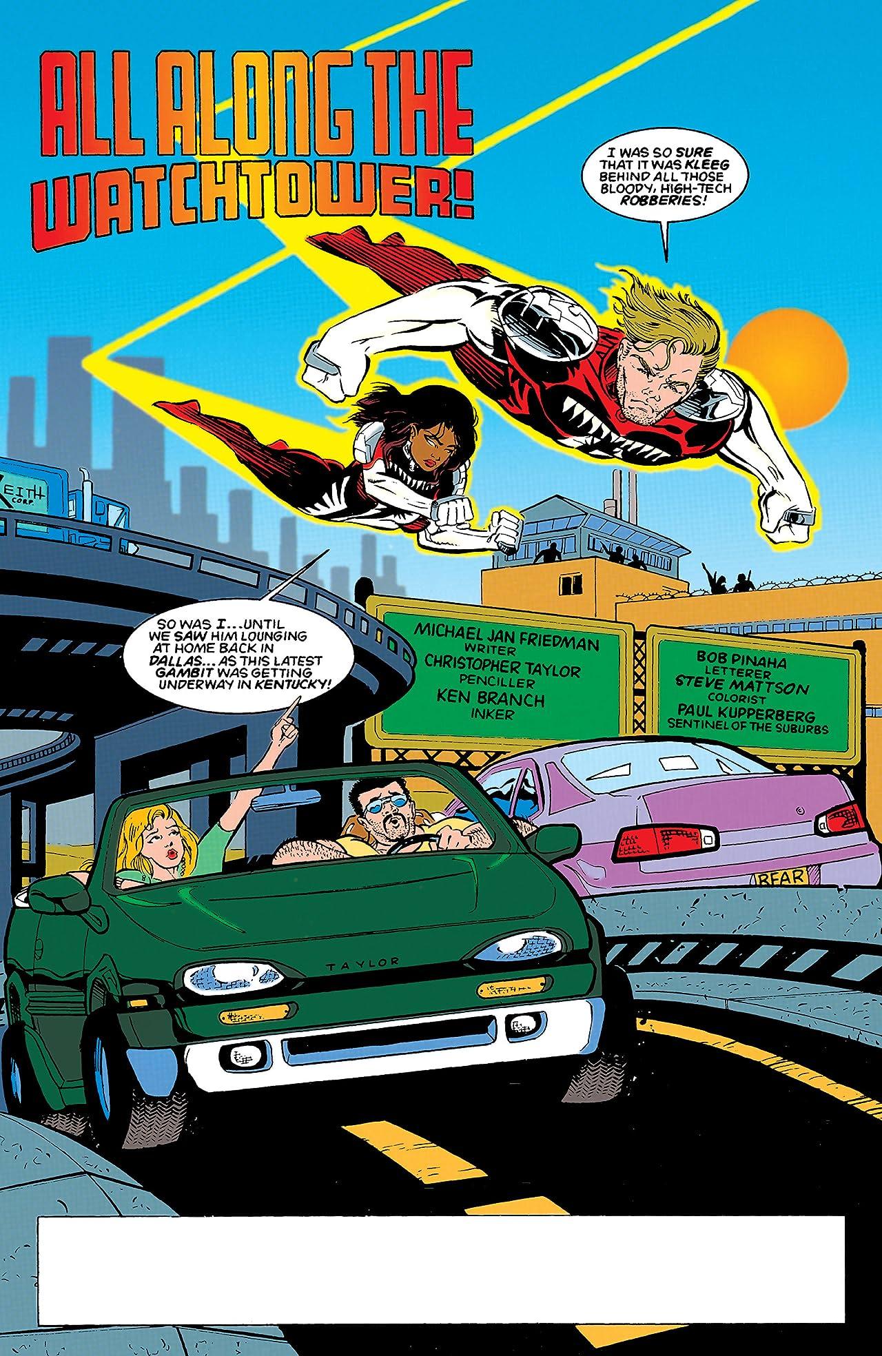 The Darkstars (1992-1996) #17
