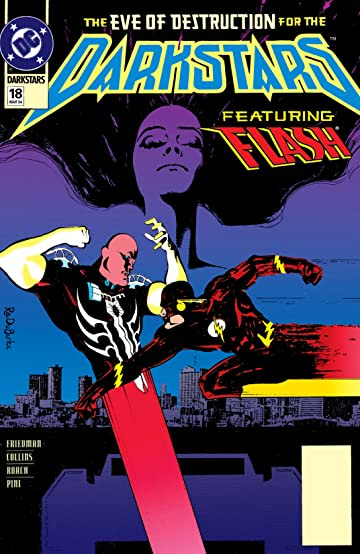 The Darkstars (1992-1996) #18
