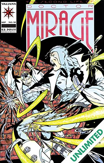 The Second Life of Doctor Mirage (1993-1995) #10