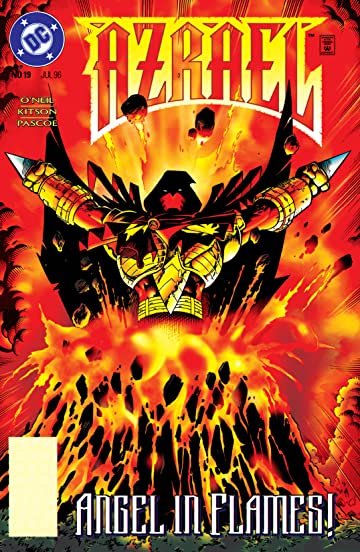 Azrael: Agent of the Bat (1995-2003) #19