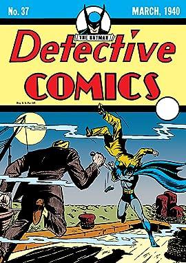 Detective Comics (1937-2011) #37