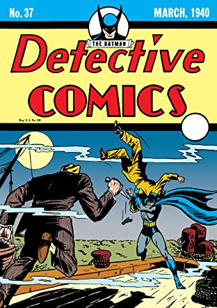 Detective Comics (1937-2011) No.37