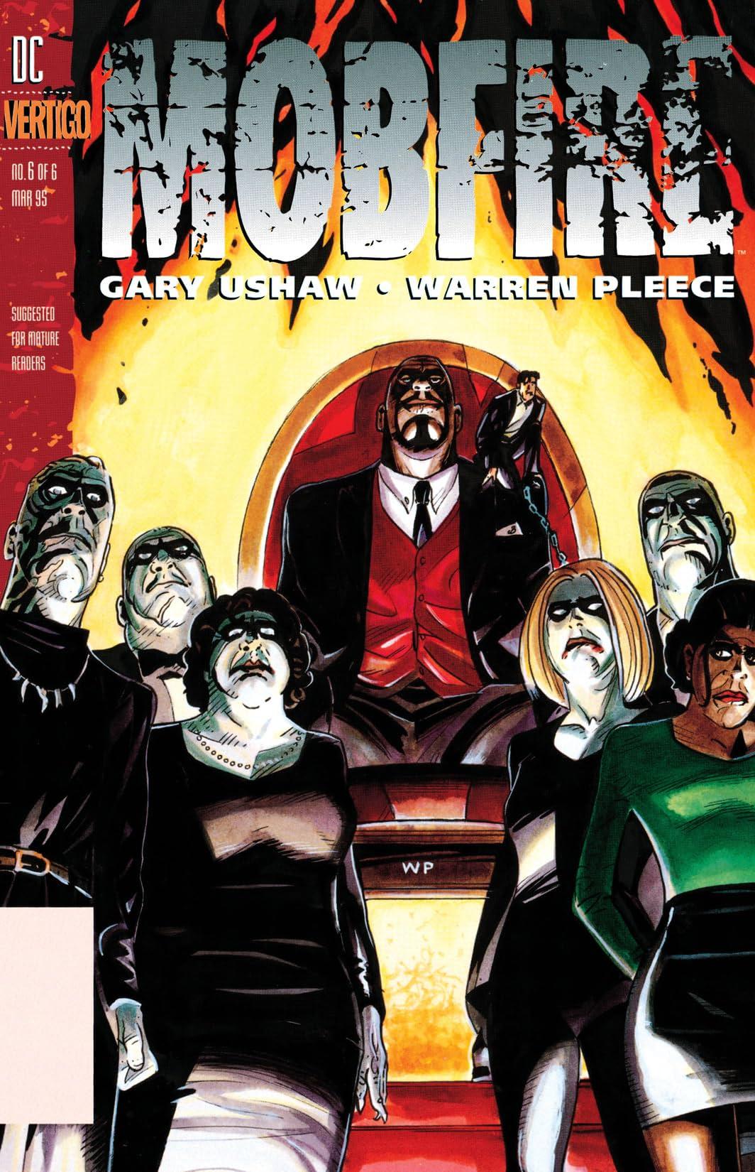 Mobfire (1994-1995) #6