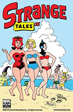 Strange Tales Vol. 2 #2 (of 3)