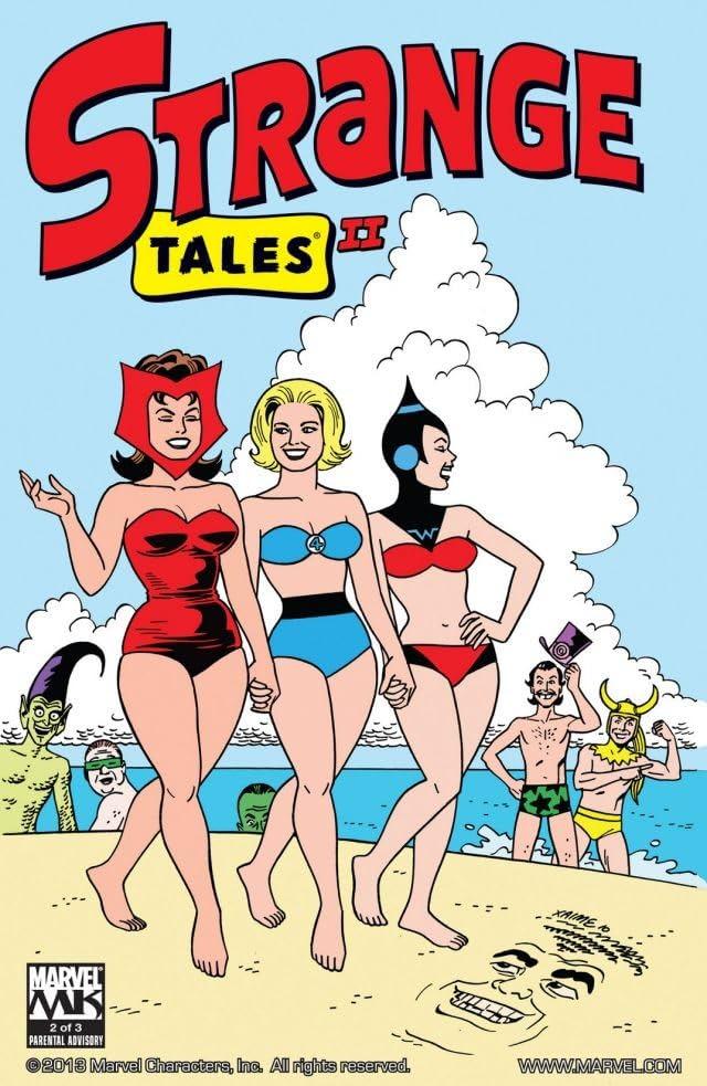 Strange Tales Vol. 2 #2