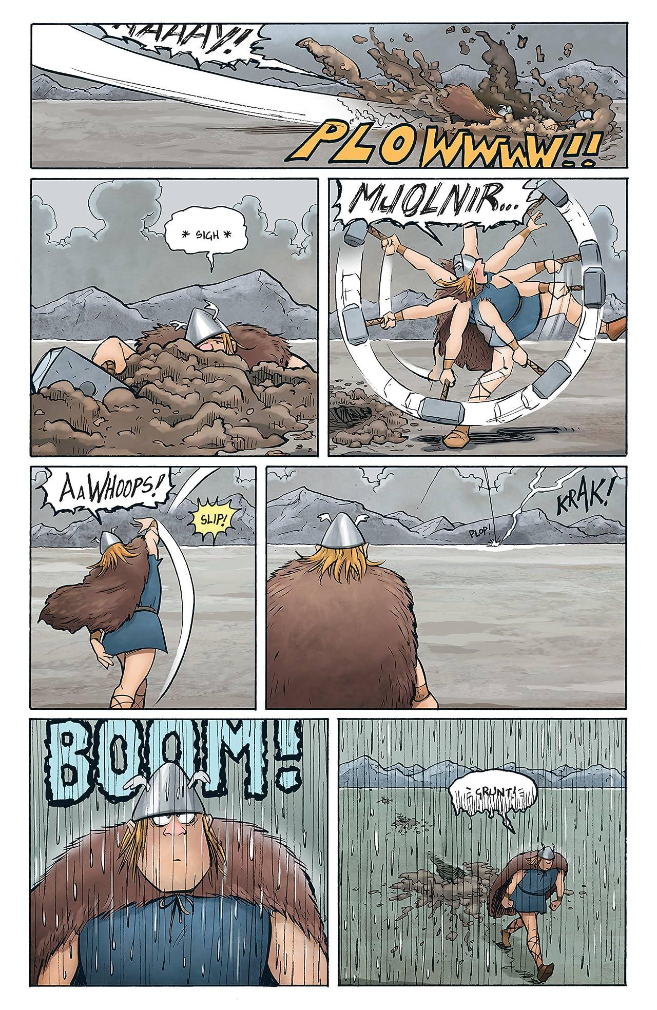 Strange Tales Vol. 2 #3 (of 3)