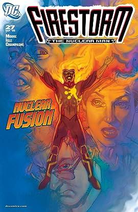 Firestorm: The Nuclear Man (2004-2007) #27