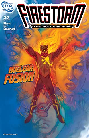 Firestorm: The Nuclear Man (2004-2007) #27