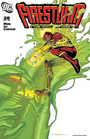 Firestorm: The Nuclear Man (2004-2007) #28
