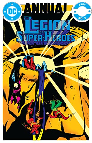 The Legion of Super-Heroes (1980-1984): Annual #3
