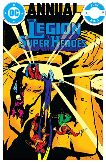 The Legion of Super-Heroes (1980-1985): Annual #3