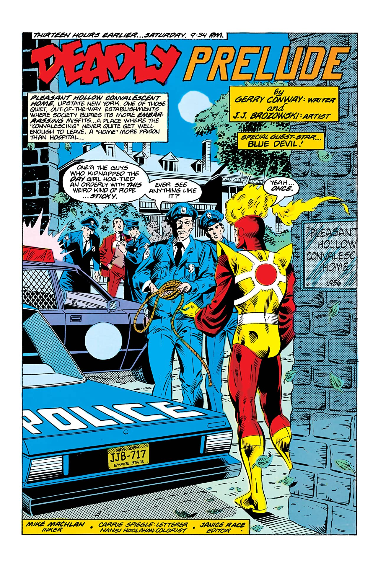 The Fury of Firestorm (1982-1990) #46