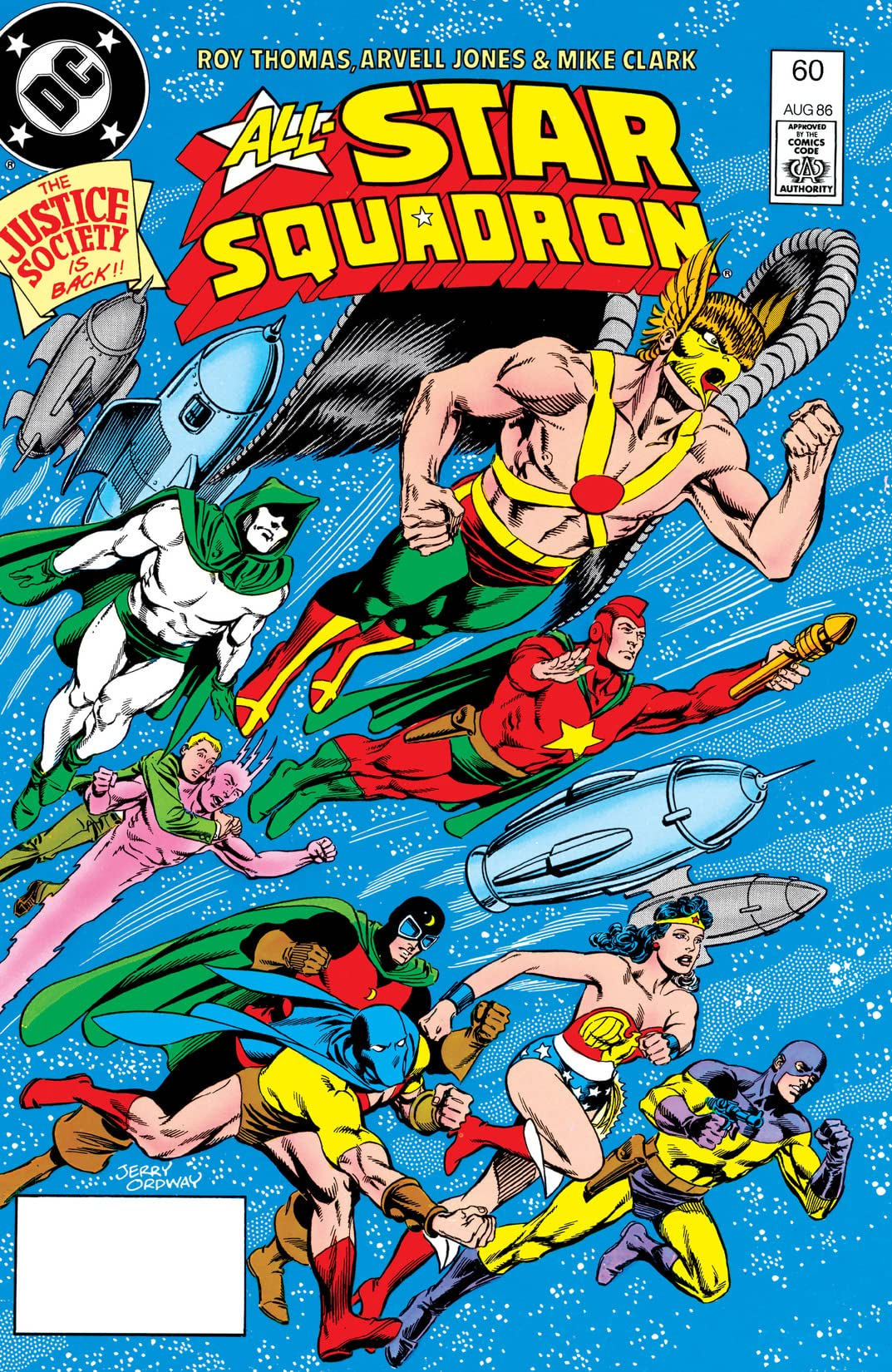 All-Star Squadron (1981-1987) #60