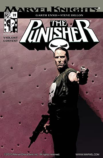 The Punisher (2001-2003) #19