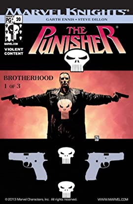 The Punisher (2001-2003) #20