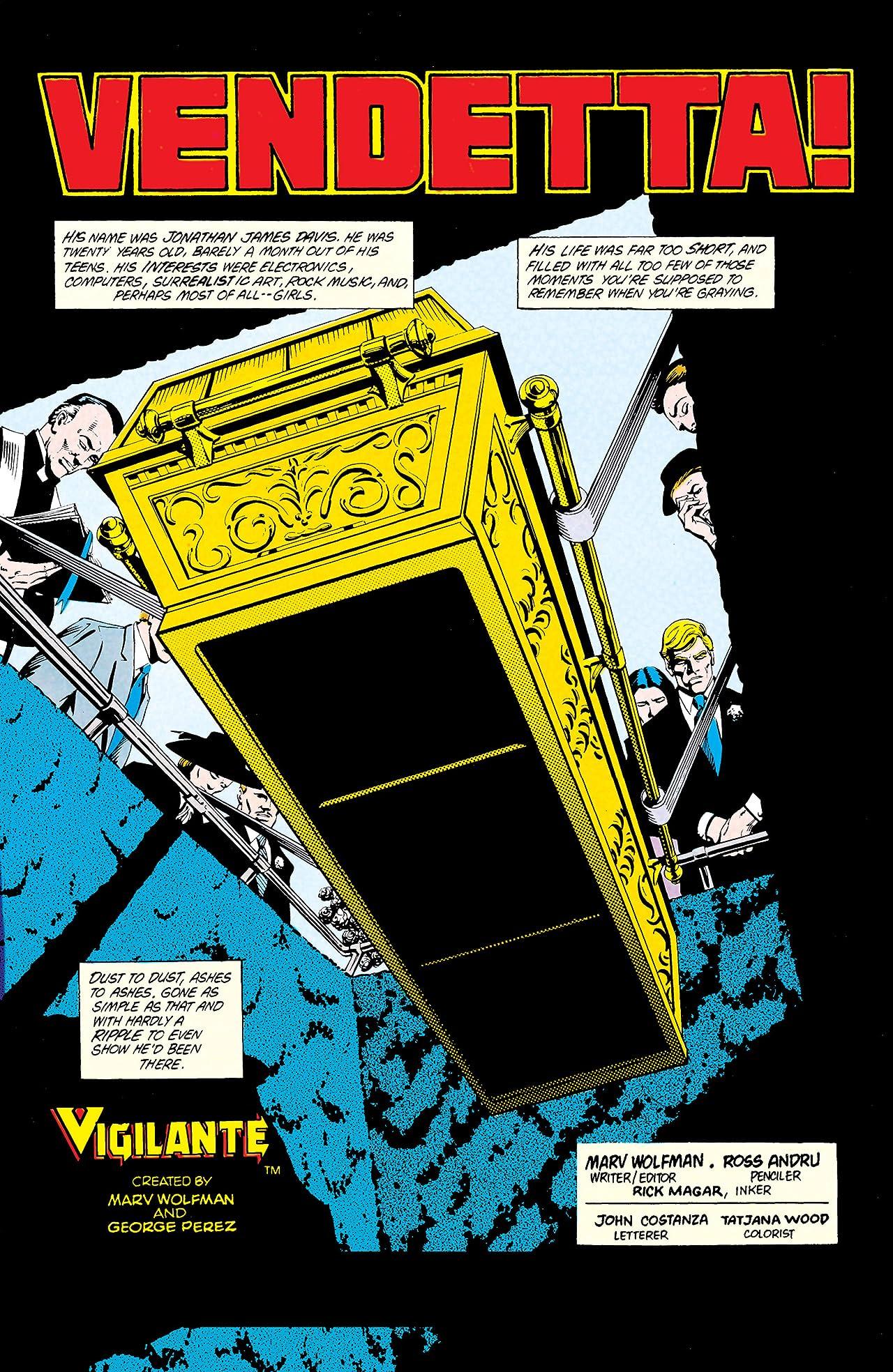 Vigilante (1983-1988) #10