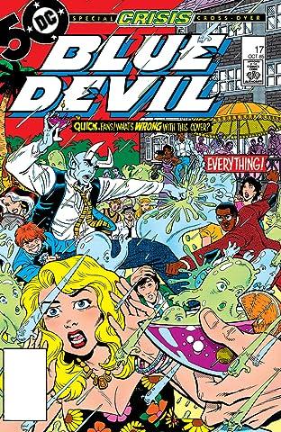 Blue Devil (1984-1986) #17
