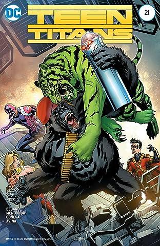 Teen Titans (2014-2016) #21