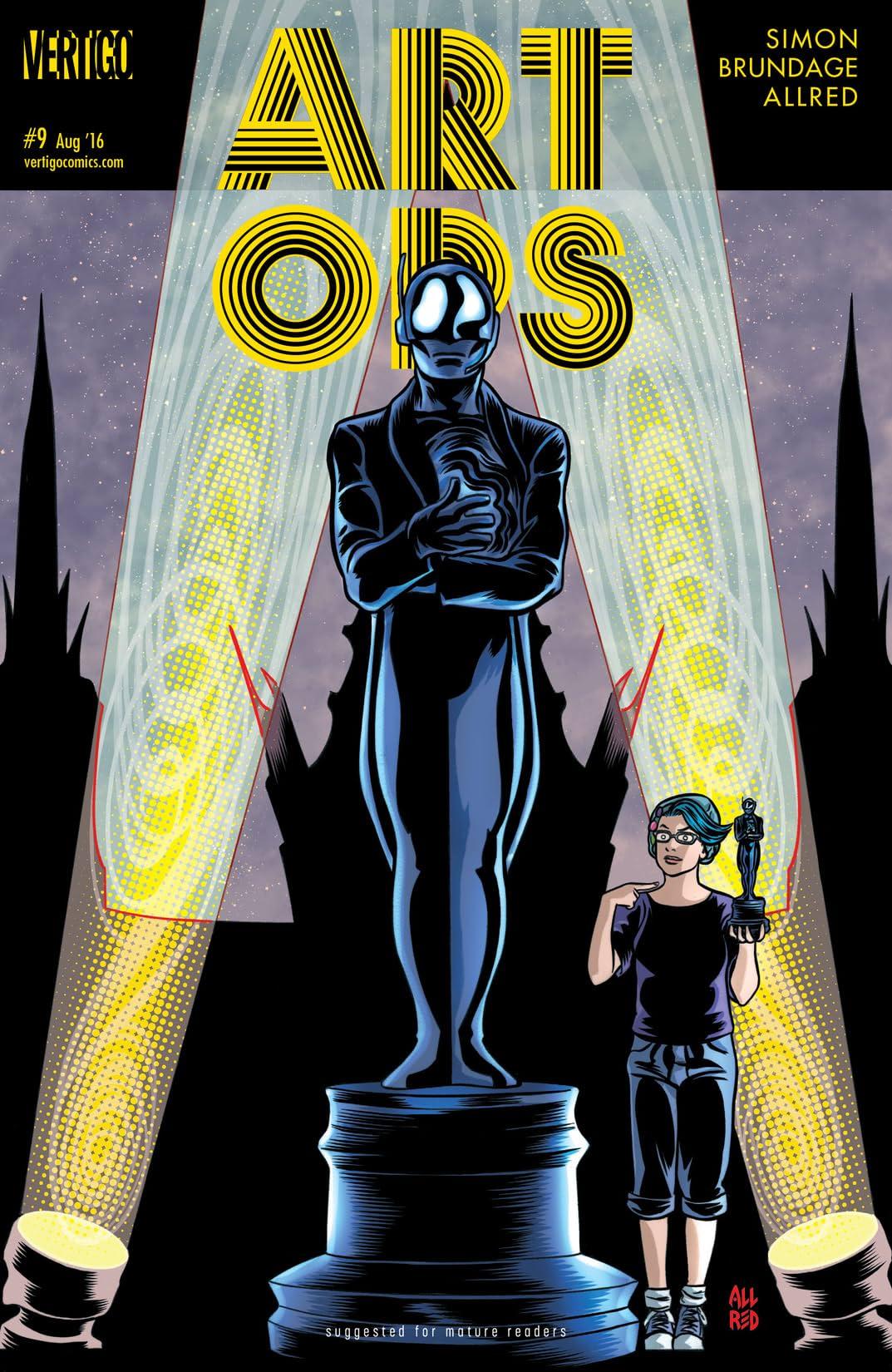 Art Ops (2015-2016) #9