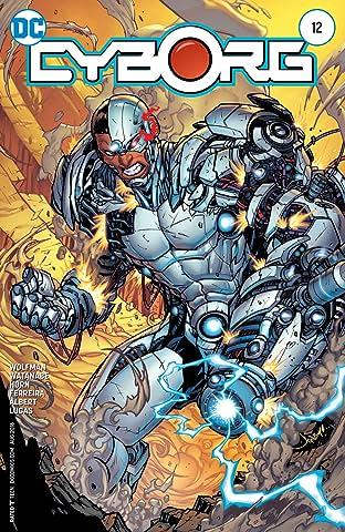 Cyborg (2015-2016) #12