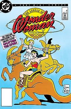 The Legend of Wonder Woman (1986) No.4