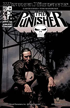 The Punisher (2001-2003) #24