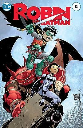 Robin: Son of Batman (2015-2016) #13