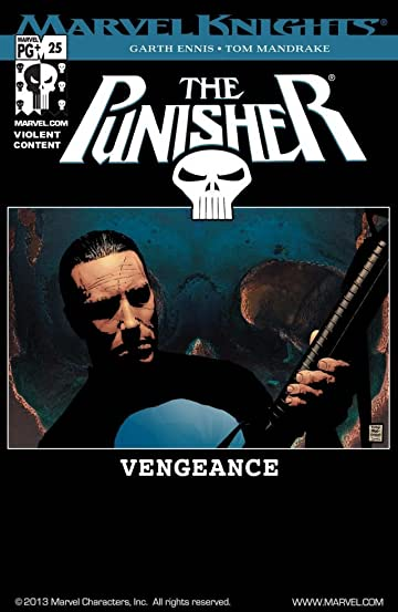 The Punisher (2001-2003) #25