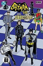 Batman '66 Meets Steed and Mrs Peel (2016) #2