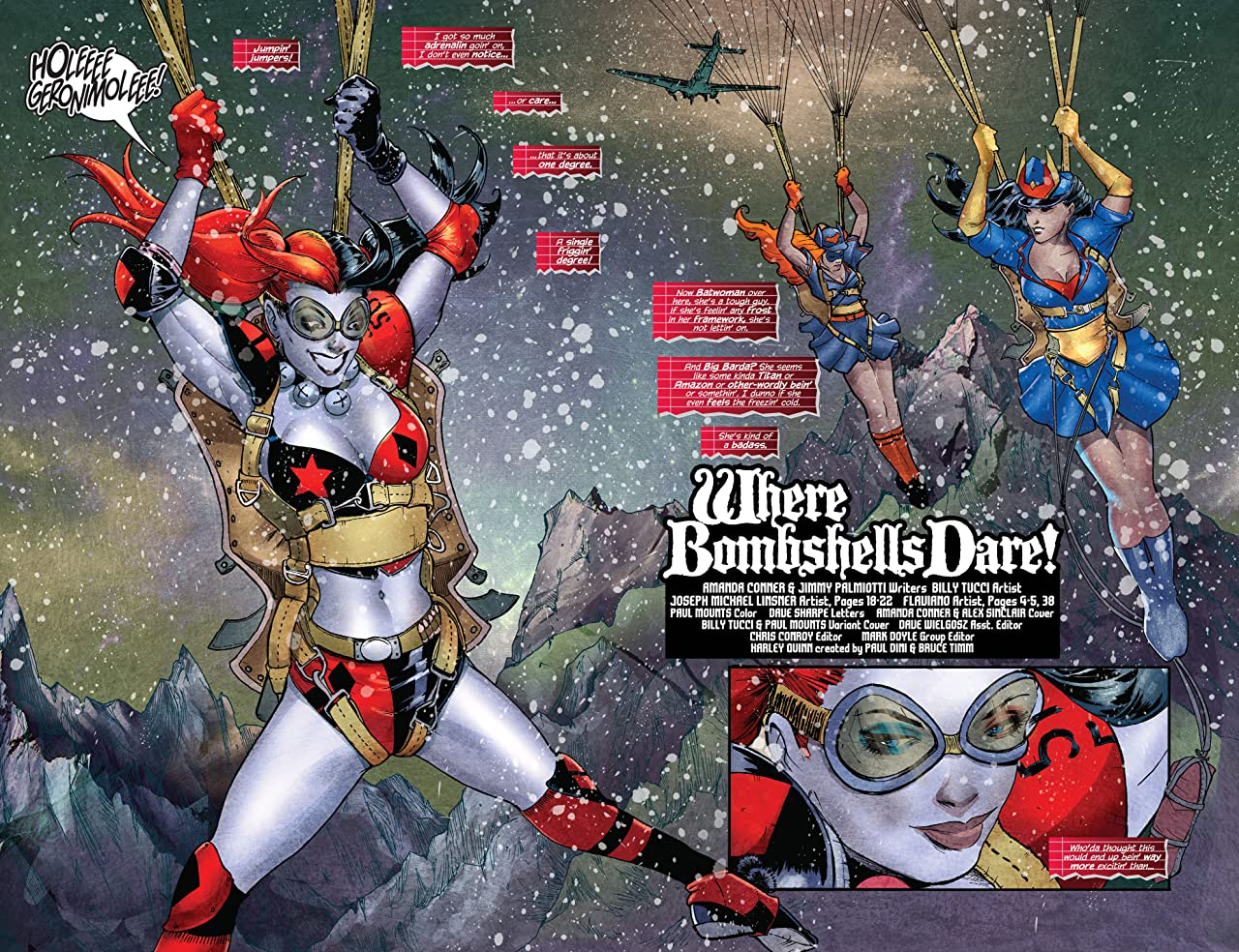 Harley's Little Black Book (2015-2017) #4