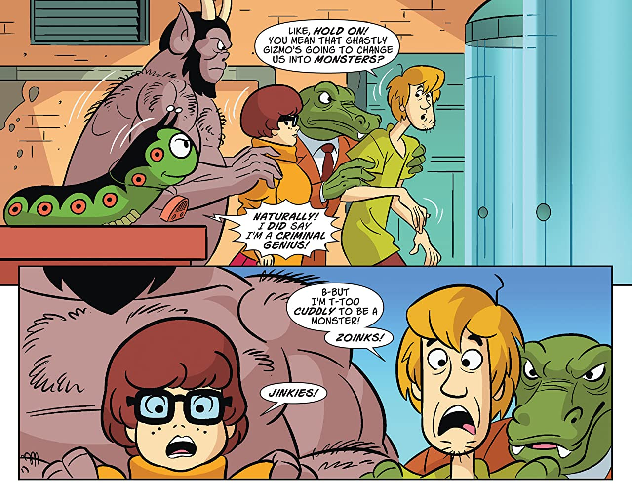 Scooby-Doo Team-Up (2013-) #32