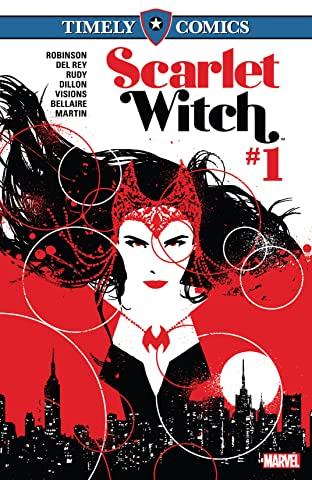 Timely Comics: Scarlet Witch No.1