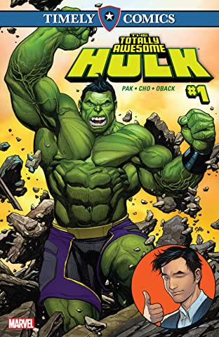 Timely Comics: The Totally Awesome Hulk No.1
