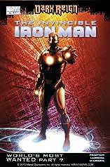 Invincible Iron Man (2008-2012) #14