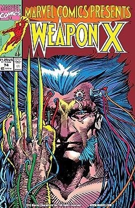 Marvel Comics Presents (1988-1995) #74
