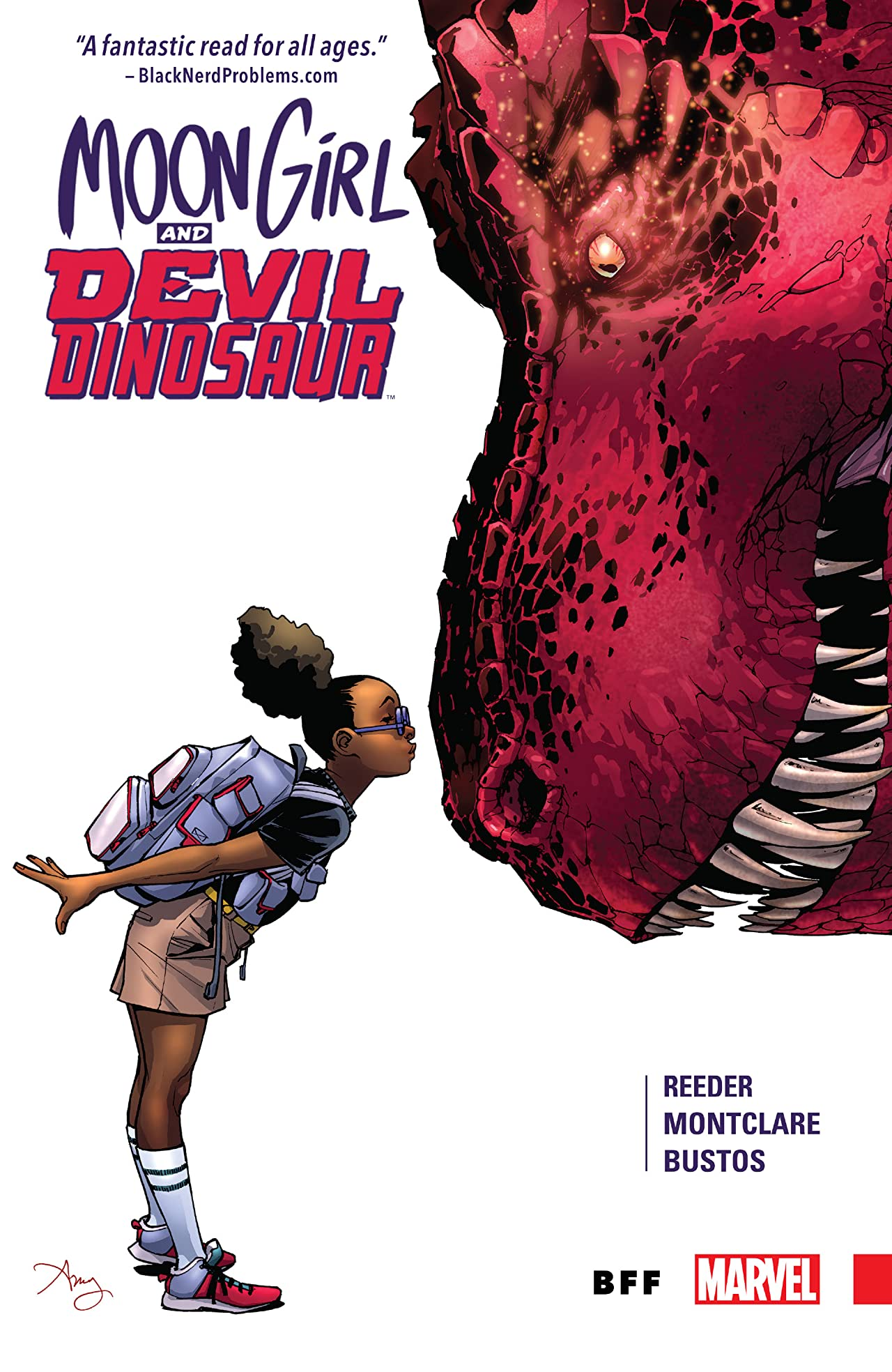 Moon Girl and Devil Dinosaur Tome 1: BFF