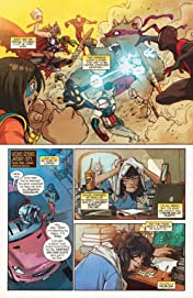 Ms. Marvel Tome 5: Super Famous