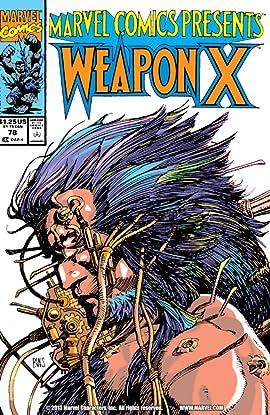 Marvel Comics Presents (1988-1995) #78