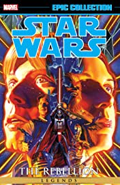 Star Wars Legends Epic Collection: The Rebellion Vol. 1