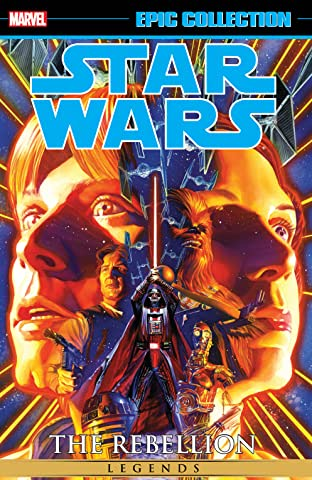 Star Wars Legends Epic Collection: The Rebellion Tome 1
