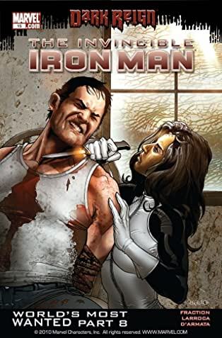 Invincible Iron Man (2008-2012) #15