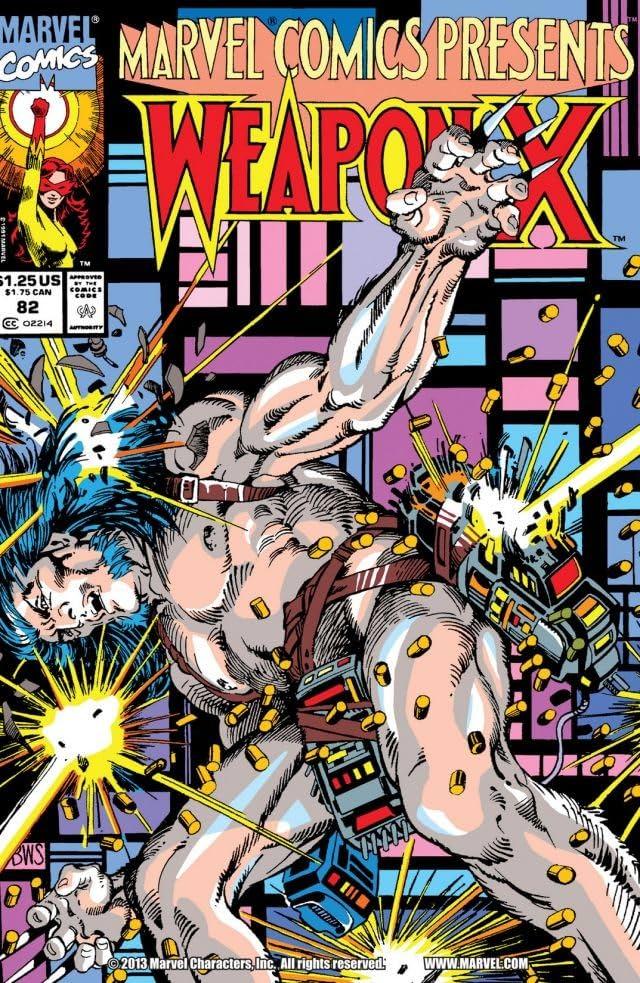 Marvel Comics Presents (1988-1995) #82