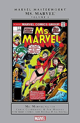 Ms. Marvel Masterworks Vol. 1