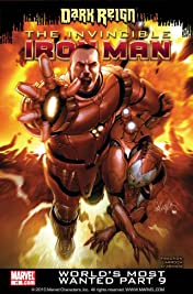 Invincible Iron Man (2008-2012) #16