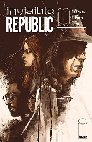 Invisible Republic No.10