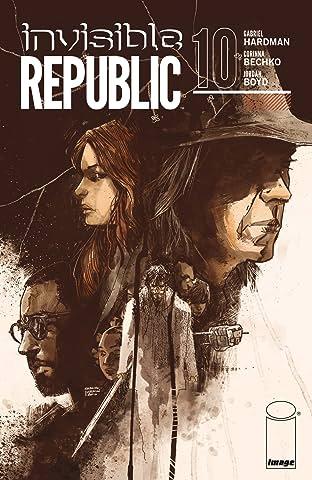 Invisible Republic #10