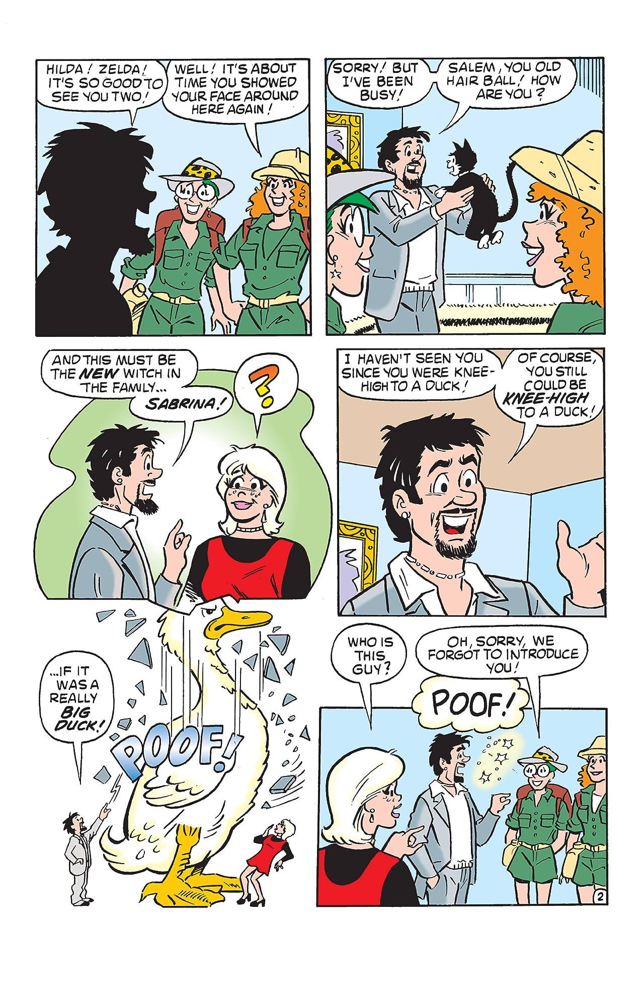 Sabrina the Teenage Witch #13